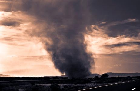 Desert Tornado